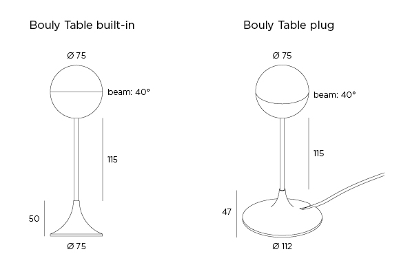 Bouly Table